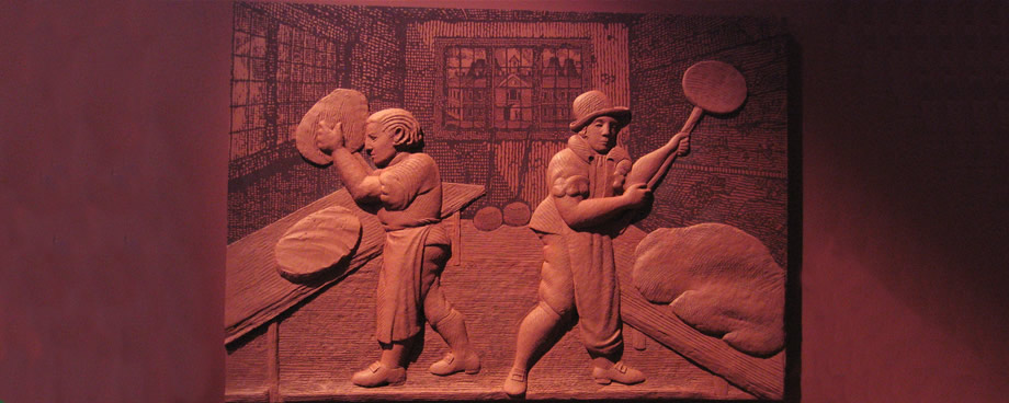 Wedgewood: Relief